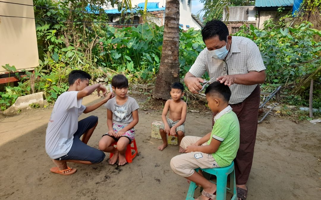 Life in Myanmar with the Coronavirus