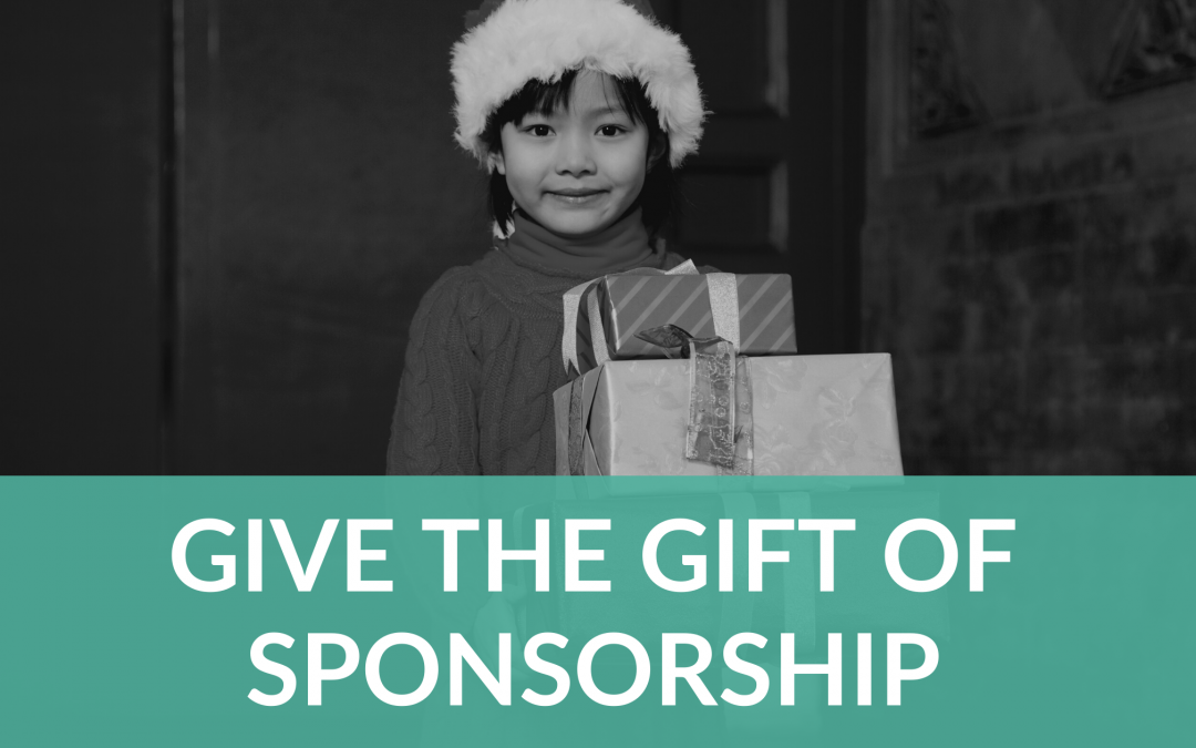 Give the Gift of Sponsorship